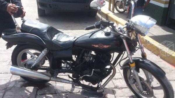 Moto lifan 150cc motor -03