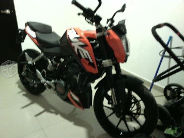 KTM Duke 200 -14