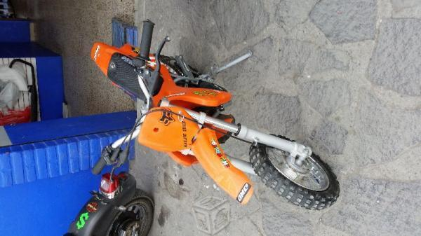 Moto ktm 50cc -03
