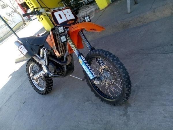 Excelente moto cros -03