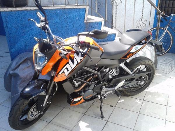 KTM Duke 200 Seminueva -15