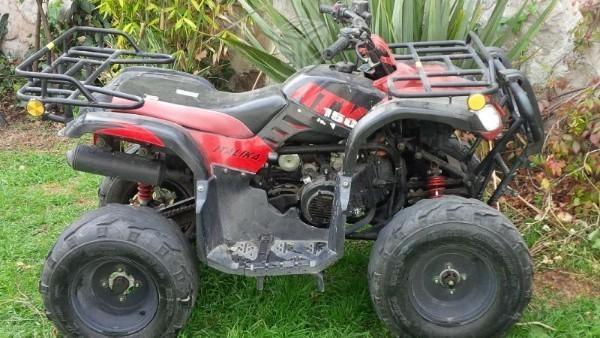 Atv 150 Cc Italika - Brick7 Motos