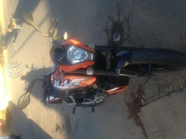 KTM Duke 200/