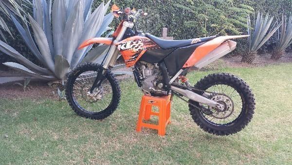 Ktm exc-f 250 cc -10