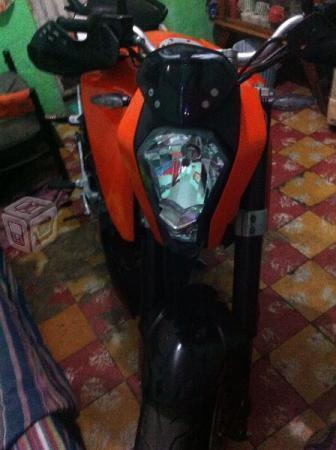 KTM DUKE 200cc -12