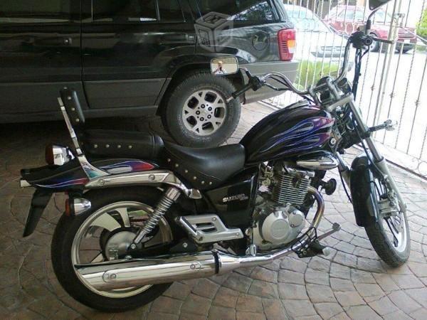 Moto Suzuki 150cc -12