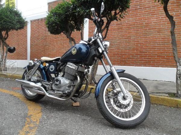 ZANETTI 250cc ESTILO BOBBER, SUPER CUIDADA -03