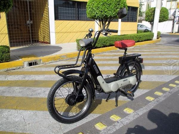 Vespa ciao impecable original de coleccion -80