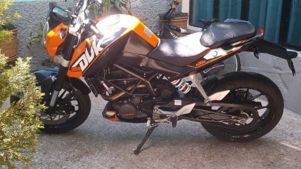 DUKE KTM 200cc -13