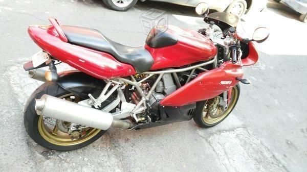 Ducati supersport 900cc -01