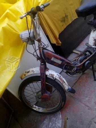 Moto vespa -70