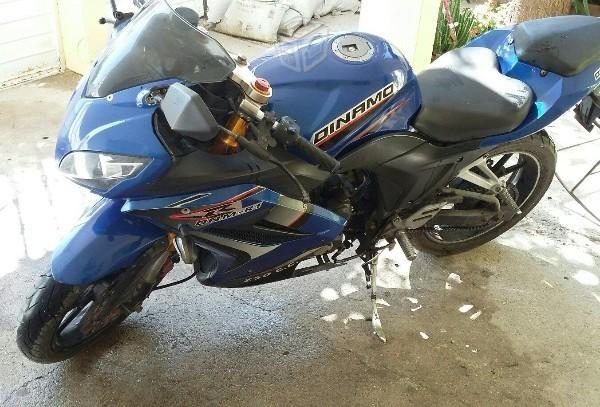 Dinamo R1 250cc -14