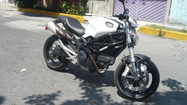 Ducati monster como nueva barata -12
