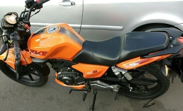 Vendo Moto Keeway RKS 150cc -15