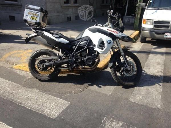 Motocicleta BMW F 800 GS -11