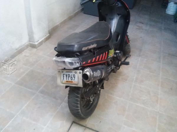 Moto 125cc Carabela Koncept -11