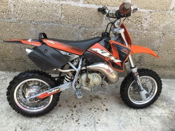 Ktm 50cc pro Junior -03