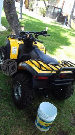 Can am bombardier 500 4x4 -02