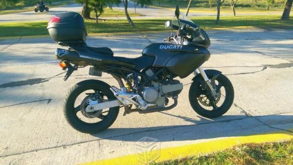 Ducati Multistrada 2 dueños, accesorios, CAMBIO -06