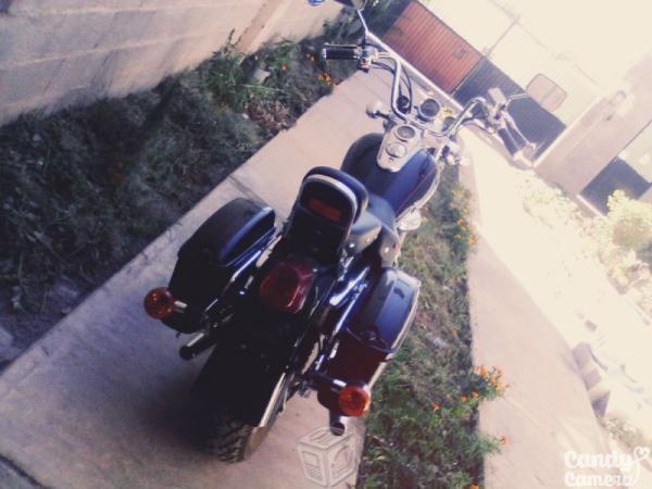 Motocicleta chooper -14