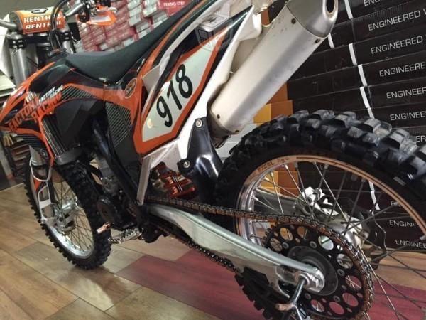 KTM sxf 250 4t