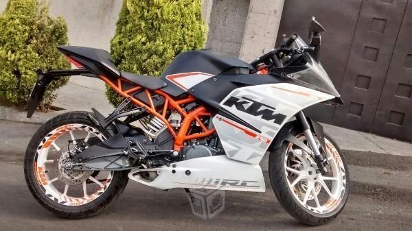 Vendo KTM RC 390 -15