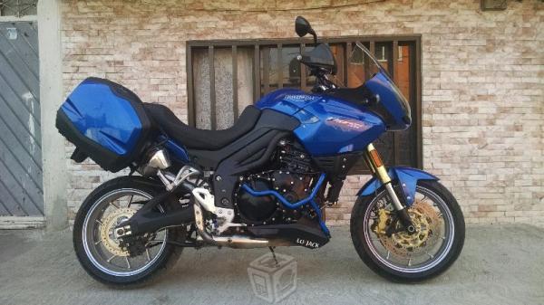 Triump TIGER 1050cc abs, equipada, fac agencia -08