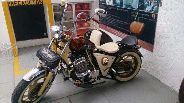 Chopper Modificados Brick7 Motos