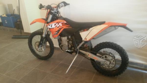 VENTA KTM 400cc LISTA PARA RODAR -10