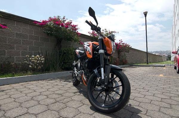 KTM Duke 200cc como nueva Excelente oportunidad -13