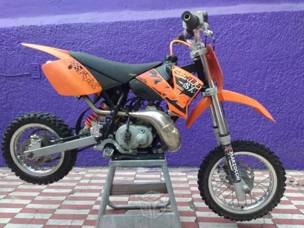 KTM Moto Cross 50cc SX -08