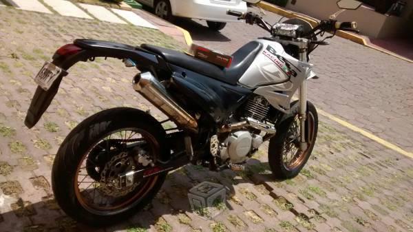 Beta motard 250cc. doble propósito -11