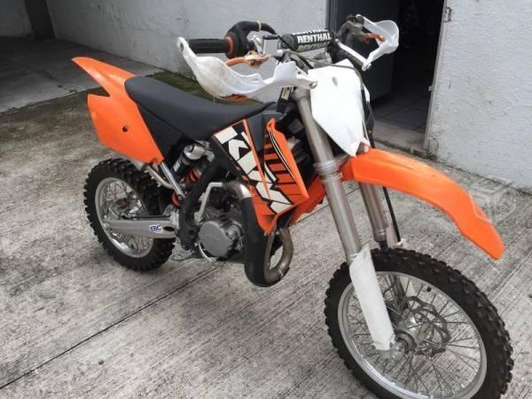 KTM 85cc Como Nueva