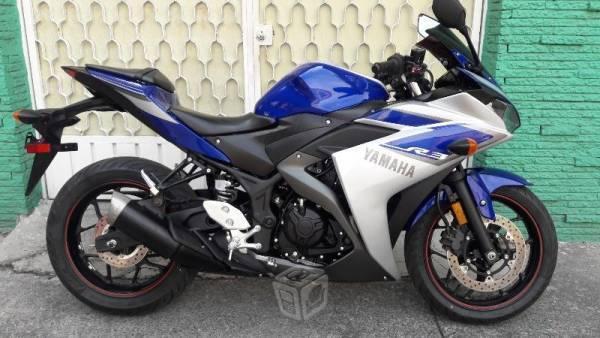 Yamaha R3 Seminueva 1000kms -15