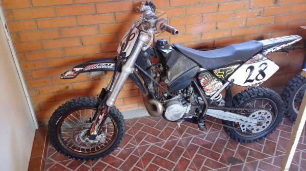 KTM SX 65cc -08