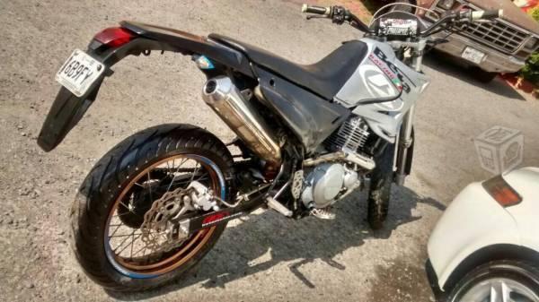 Moto Beta Motard (KTM) Doble Prop. V/C -11