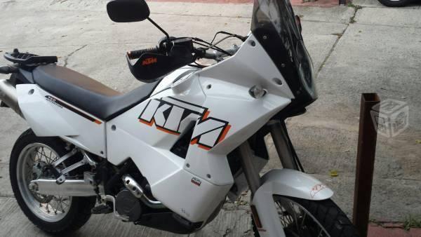 Ktm adventure 950cc doble proposito -04